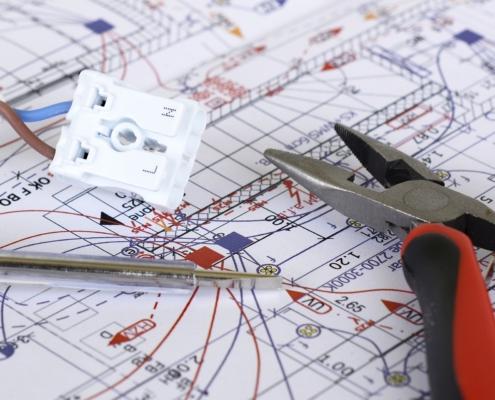 mantenimiento de instalación eléctrica